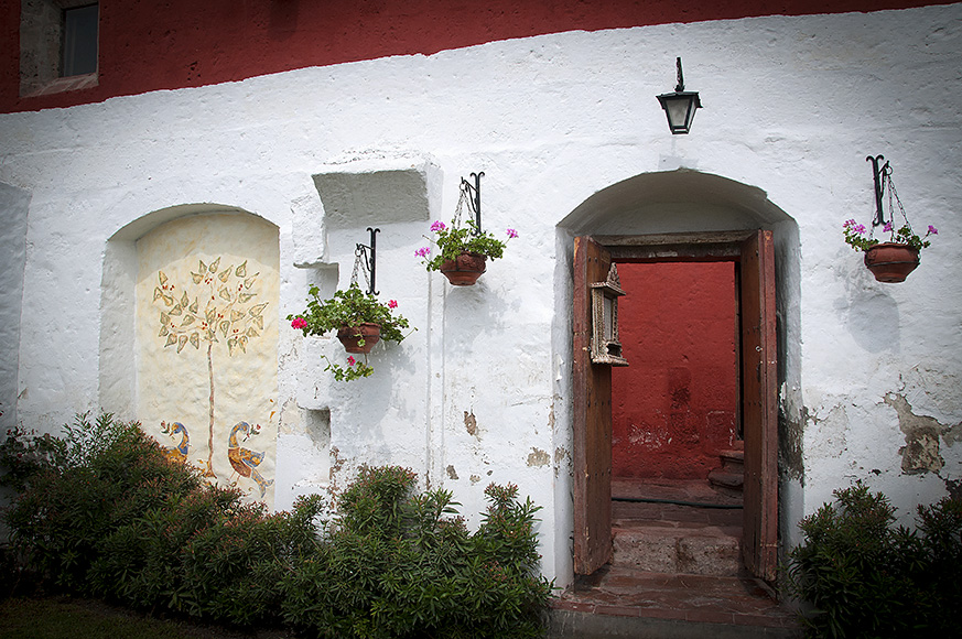 Klasztor Santa Catalina
