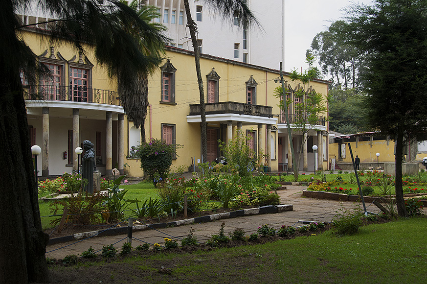 budynek Muzeum Narodowego