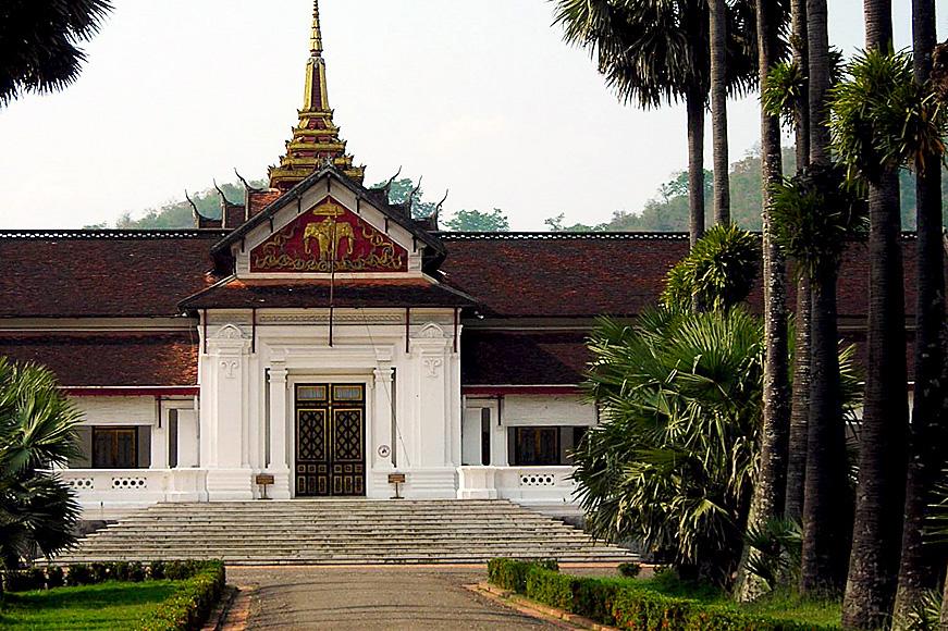 Haw Kham - Pałac Królewski