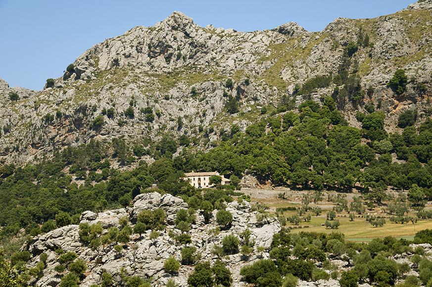 góry Sierra de Tramuntana