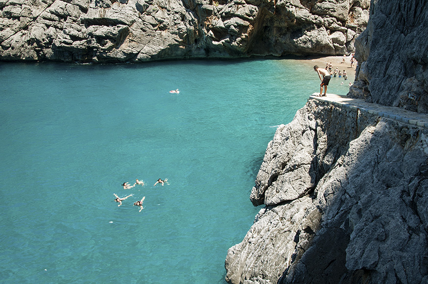 zatoka Sa Calobra
