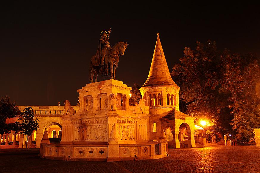 pomnik Stefana I Świętego