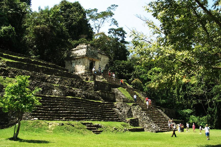 Świątynia Czaszki (Templo de la Calavera)