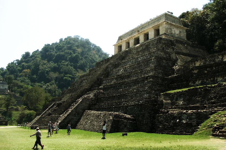 Świątynia Inskrypcji (Templo de las Inscripciones)