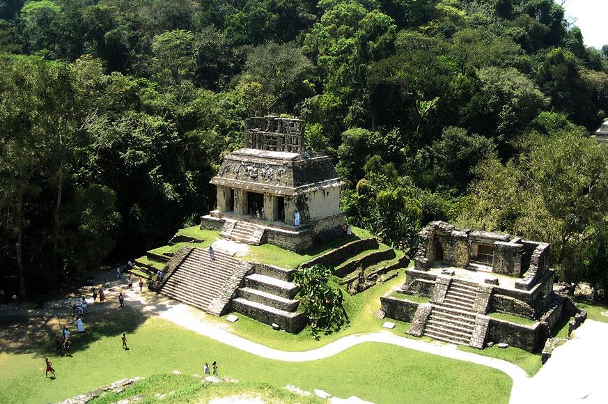 Świątynia Słońca (Templo del Sol)