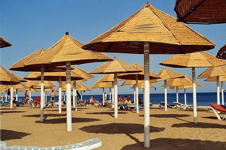 plaża w Nabeul