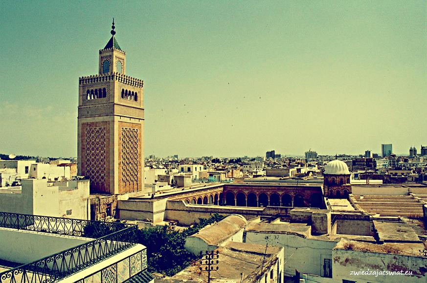 meczet Djama Az-Zajituna