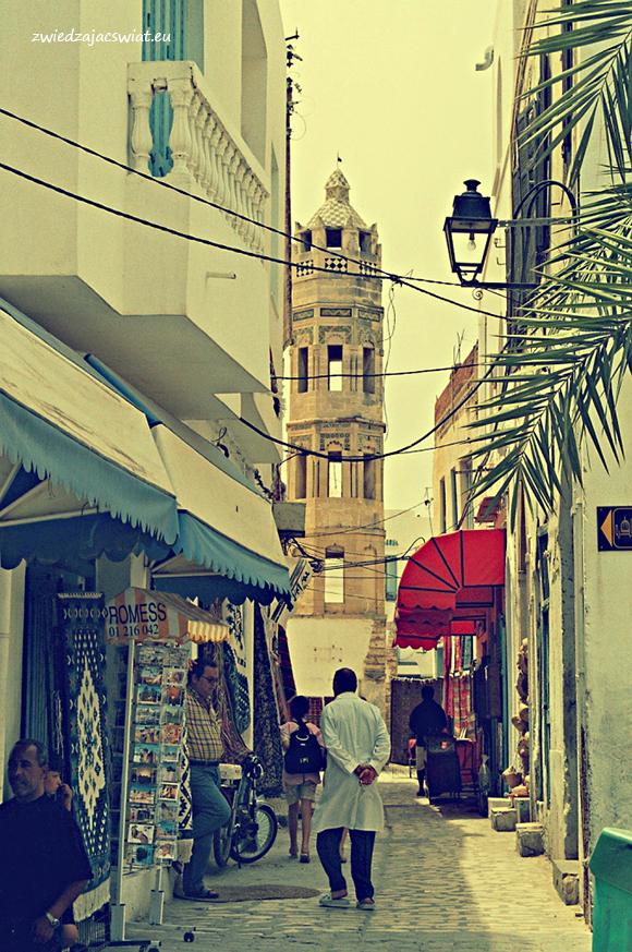 uliczki Tunisu