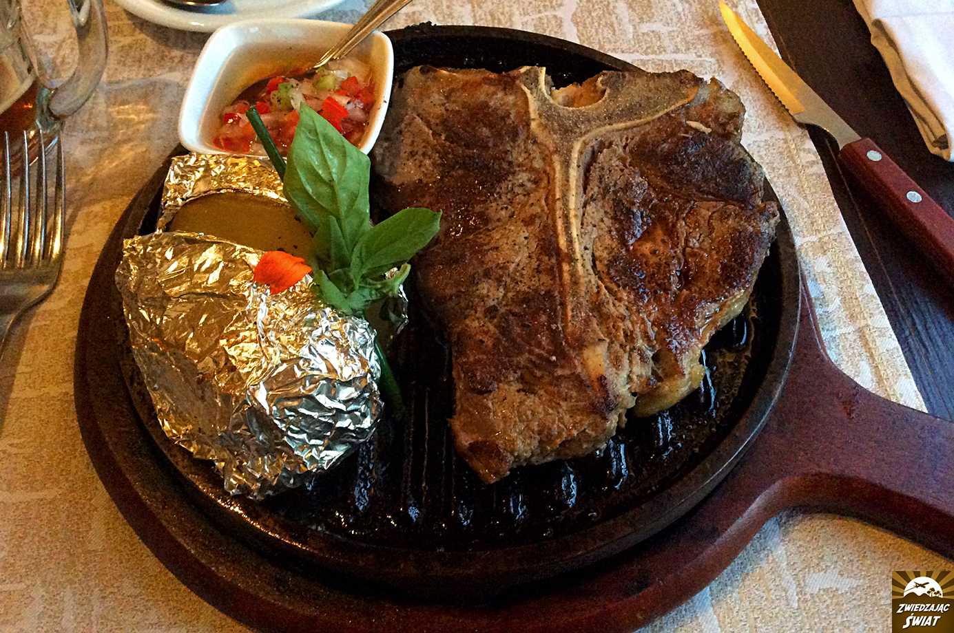 argentyński stek