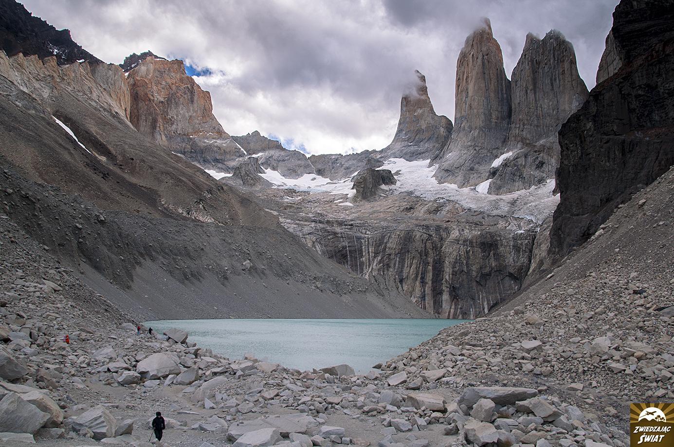Trzy Wieże w Torres del Paine