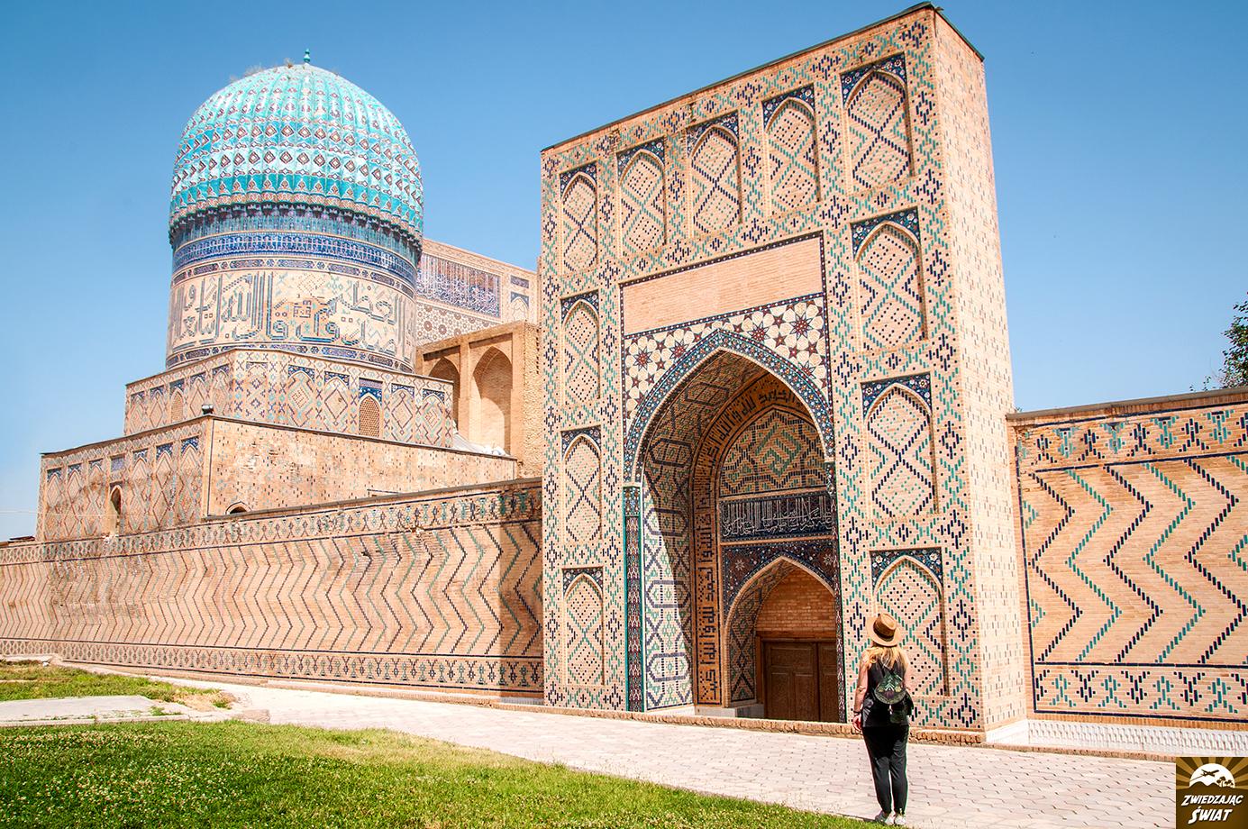 meczet Bibi Chanum