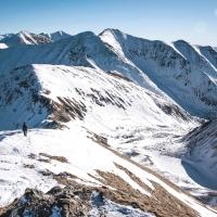 Tatry Zachodnie. Wołowiec-Łopata-Jarząbczy i Kończysty Wierch