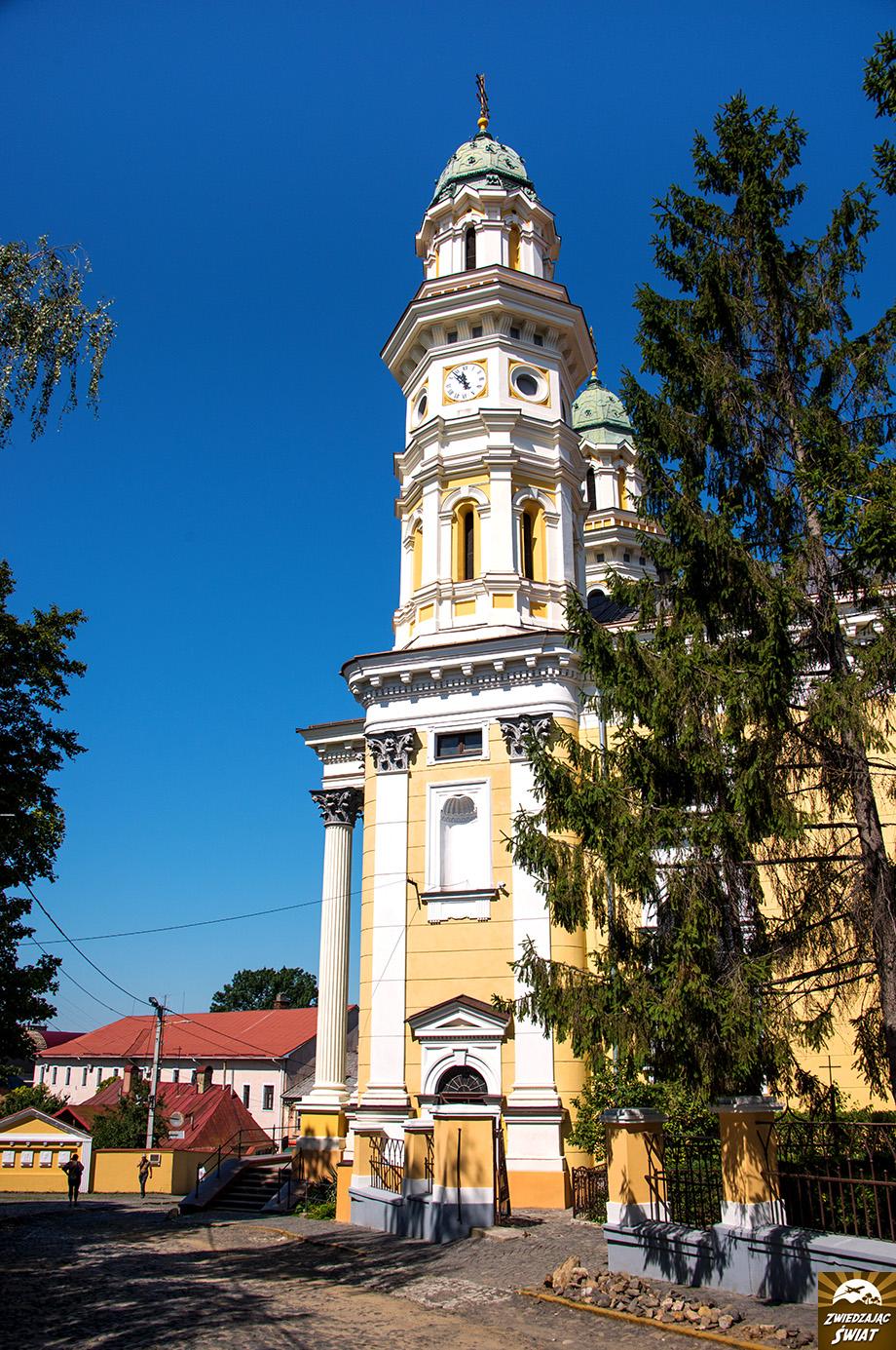 katedra w Użhorodzie