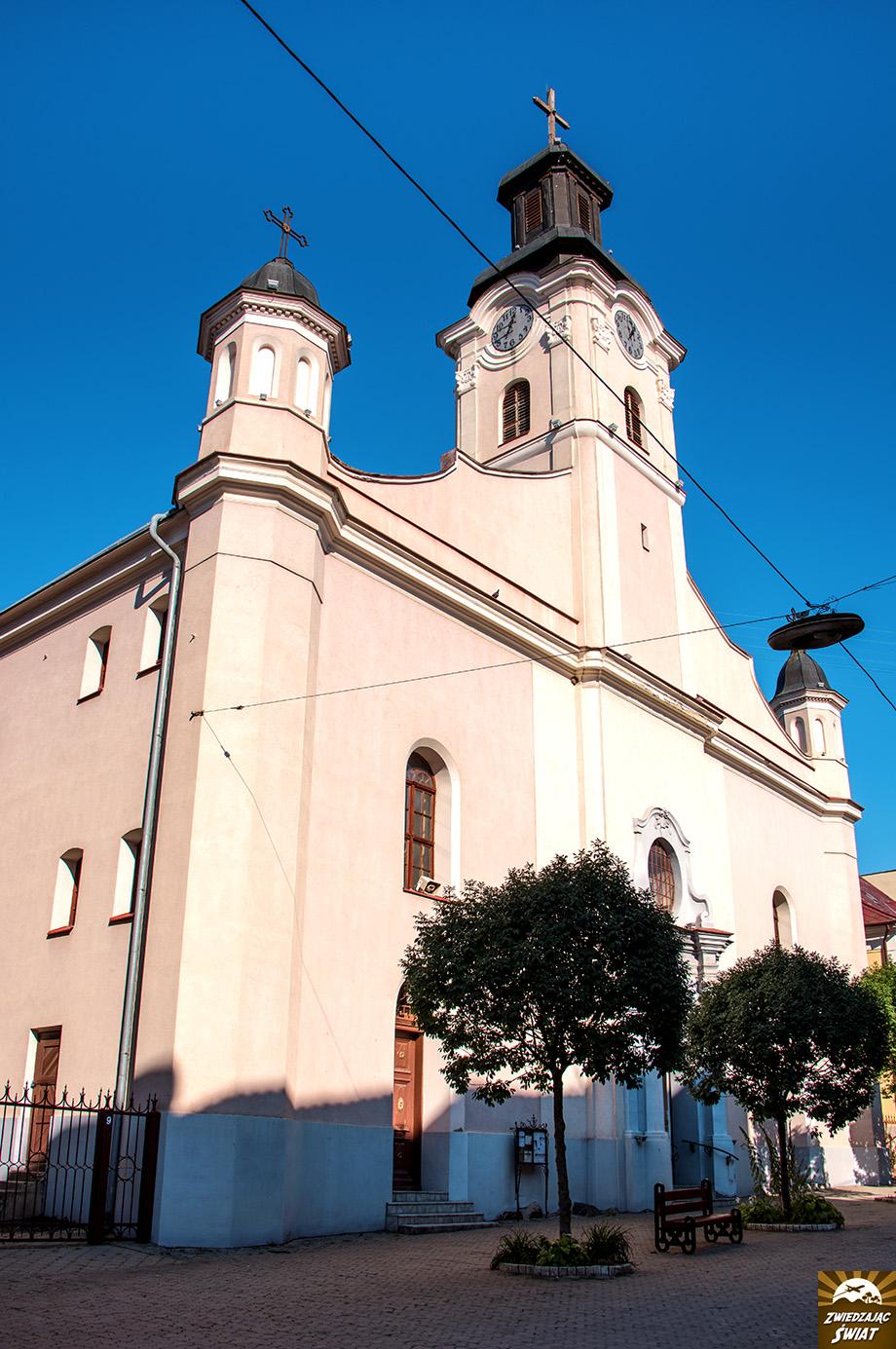 kościół św. Jerzego, Użhorod