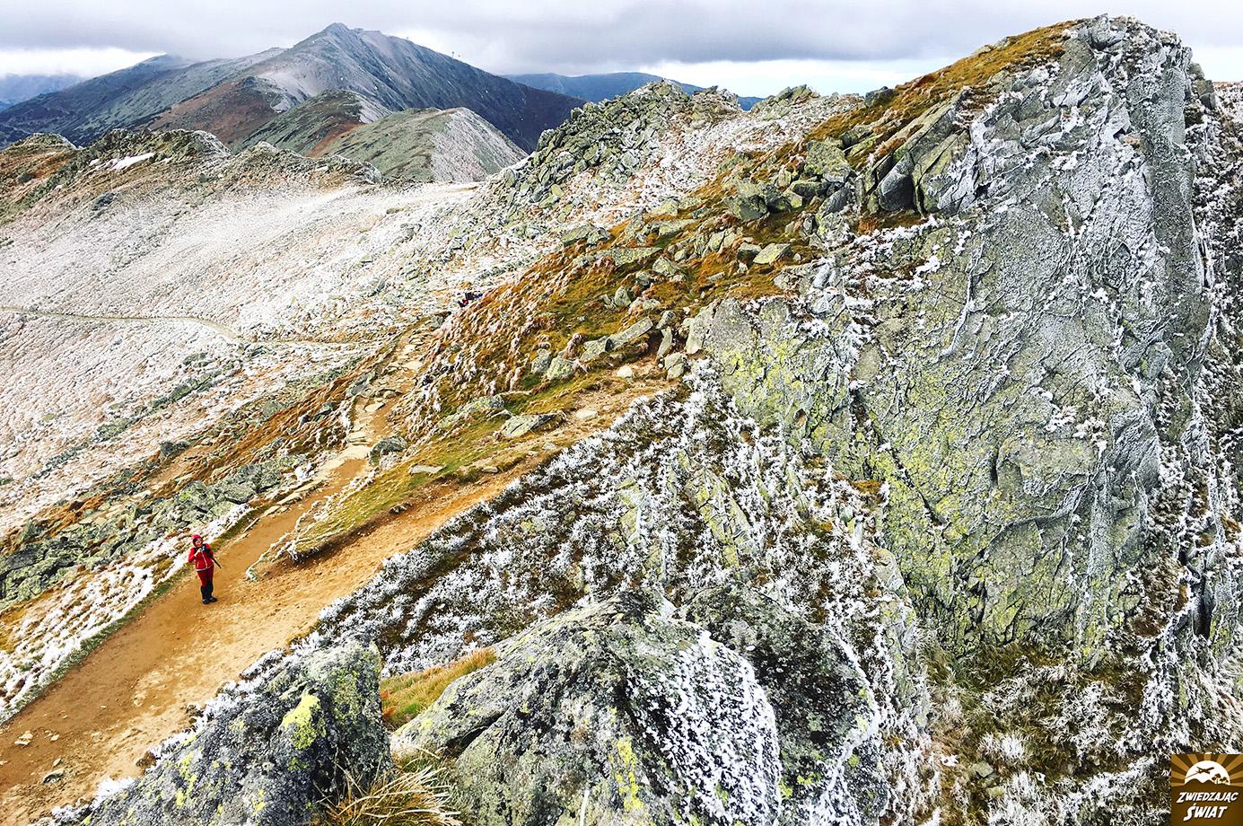 Tatry Niżne, szlak Chopok-Dziumbier