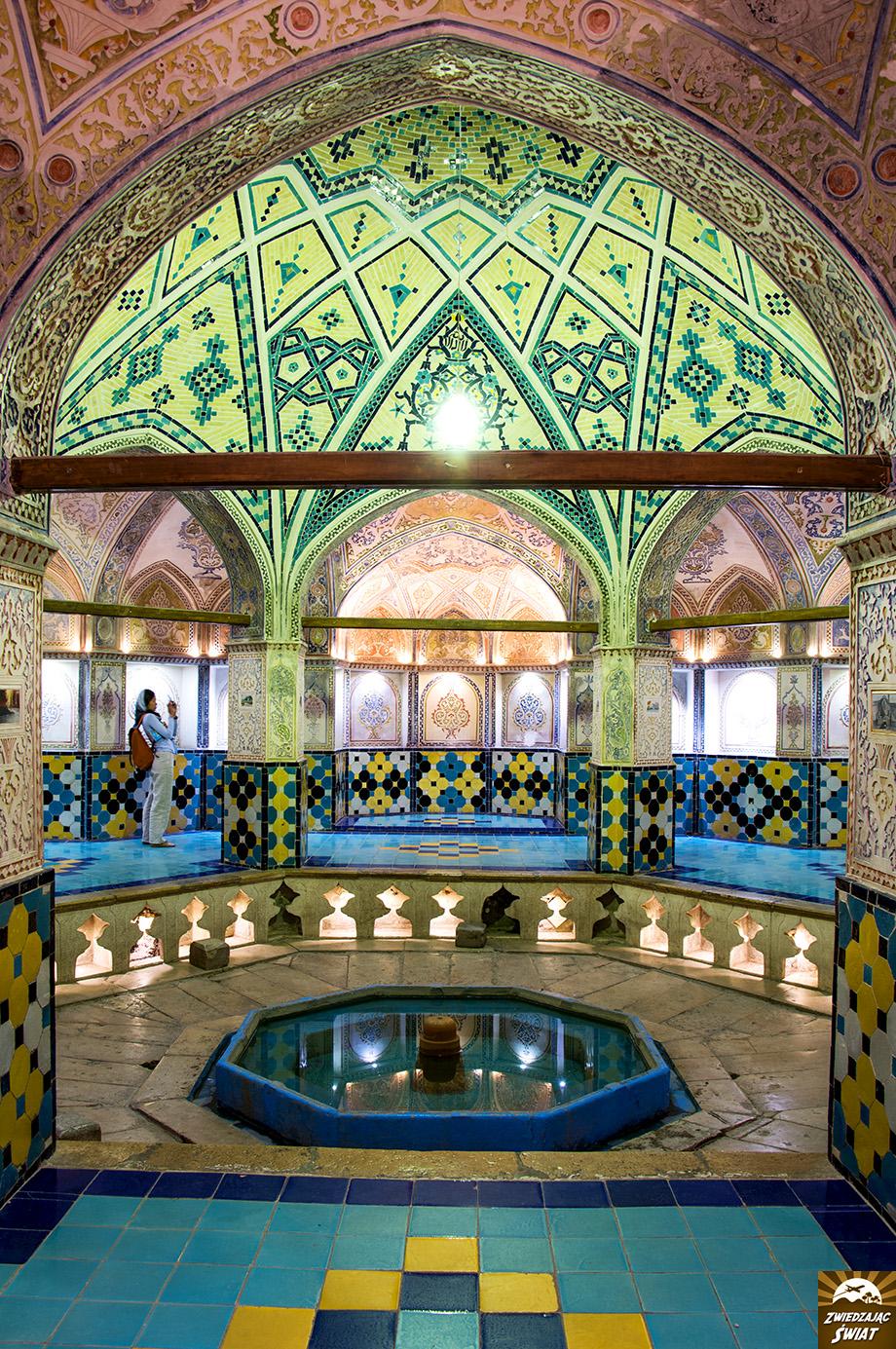 Kaszan, Iran