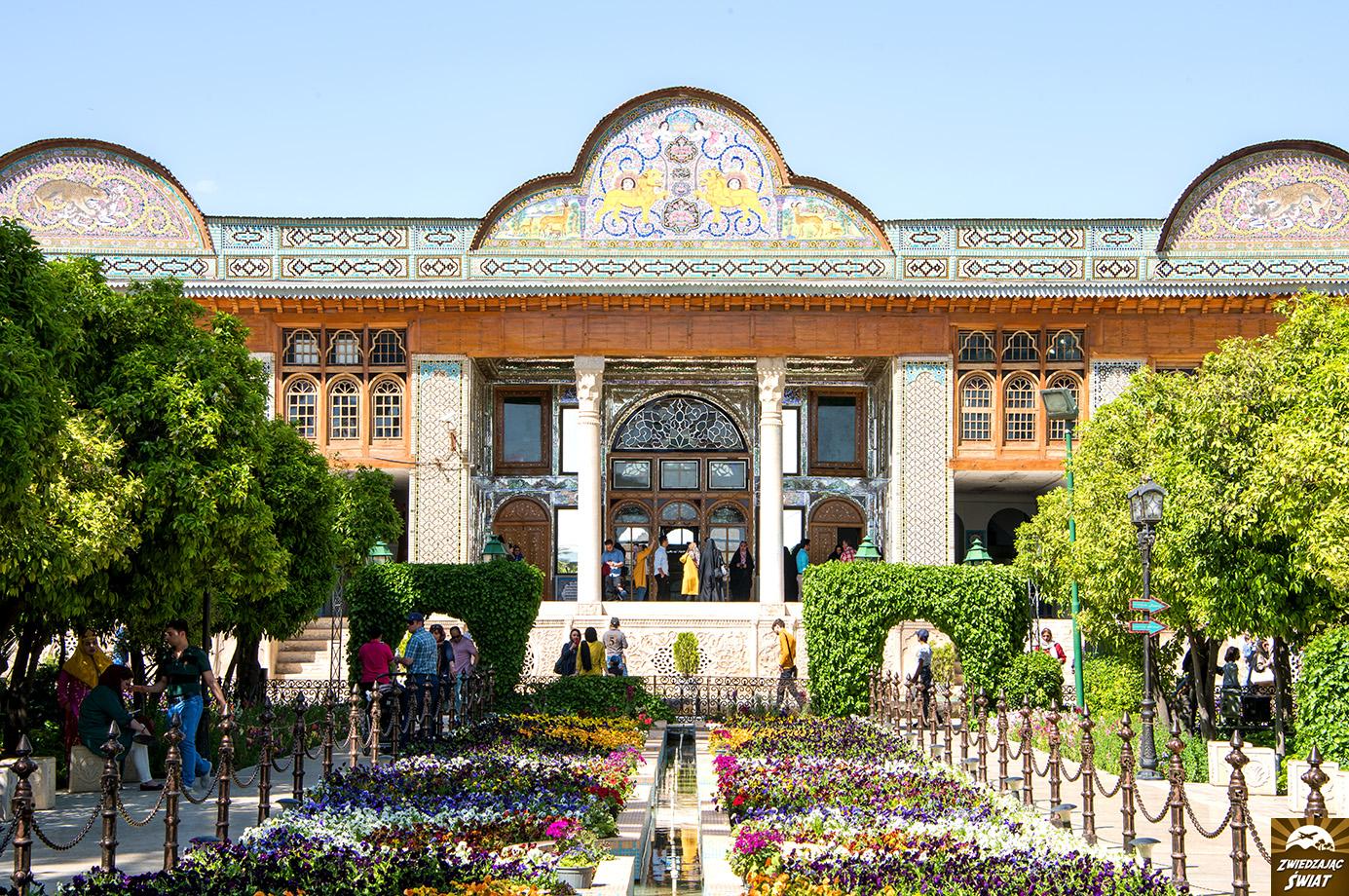 ogród Eram, Sziraz, Iran