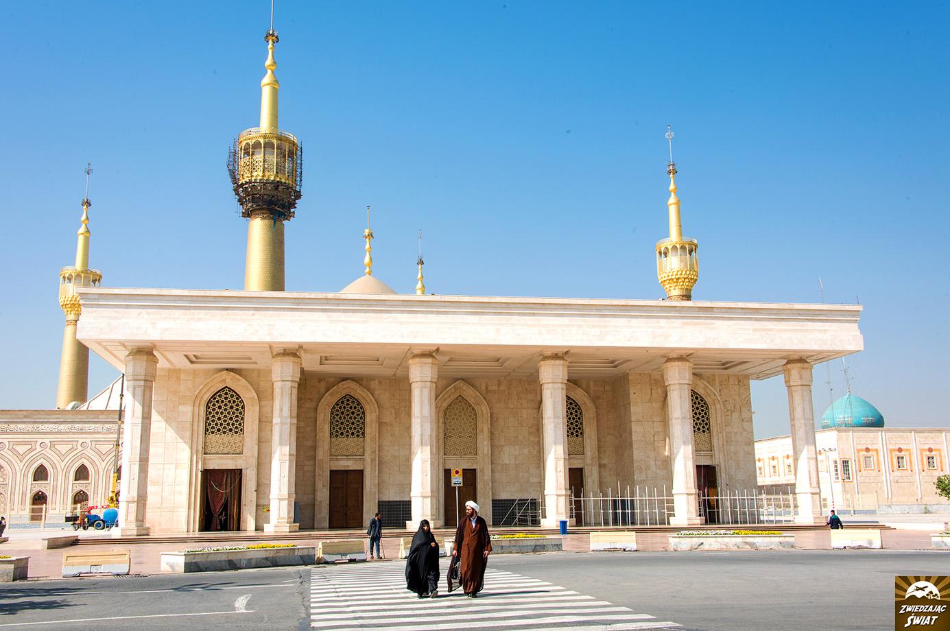 Mauzoleum Chomeiniego, Teheran, Iran