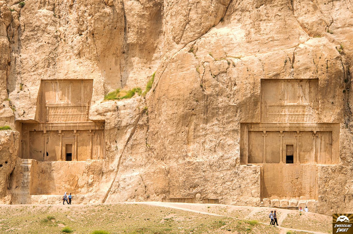 Naghsz-e Rostam, Iran