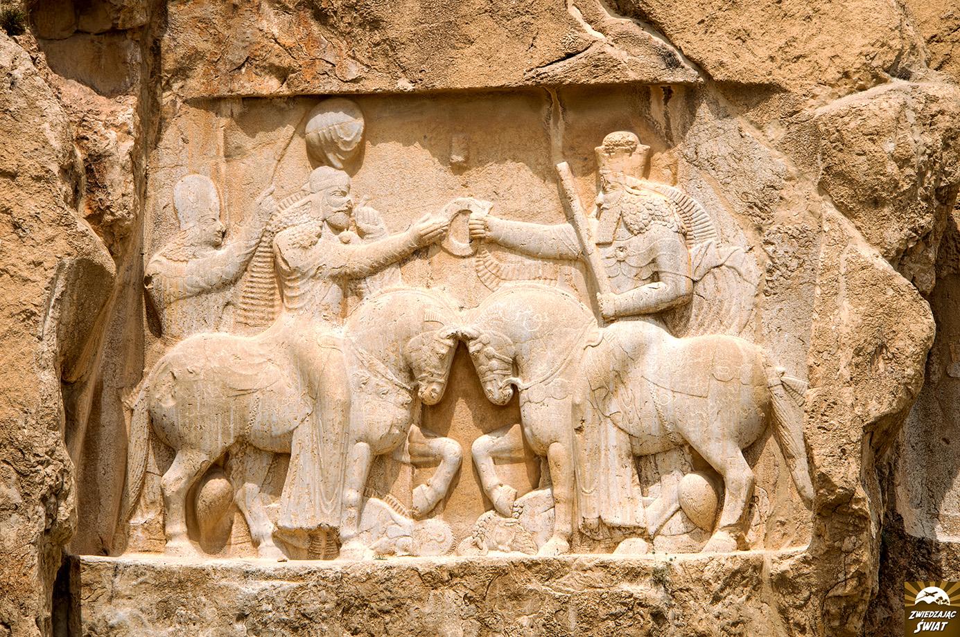 okolica Persepolis, Iran