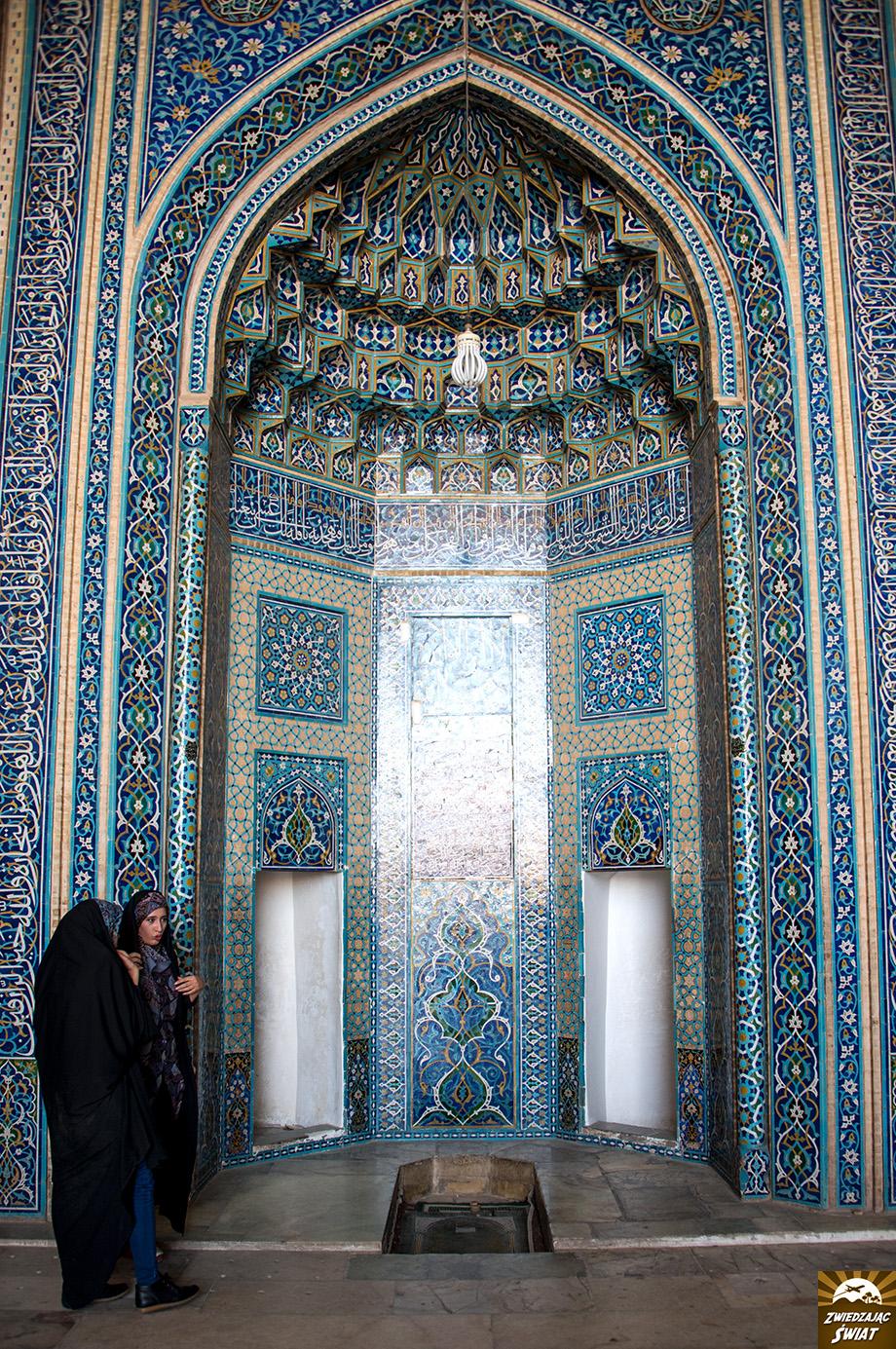 Meczet Piątkowy, Jazd, Iran