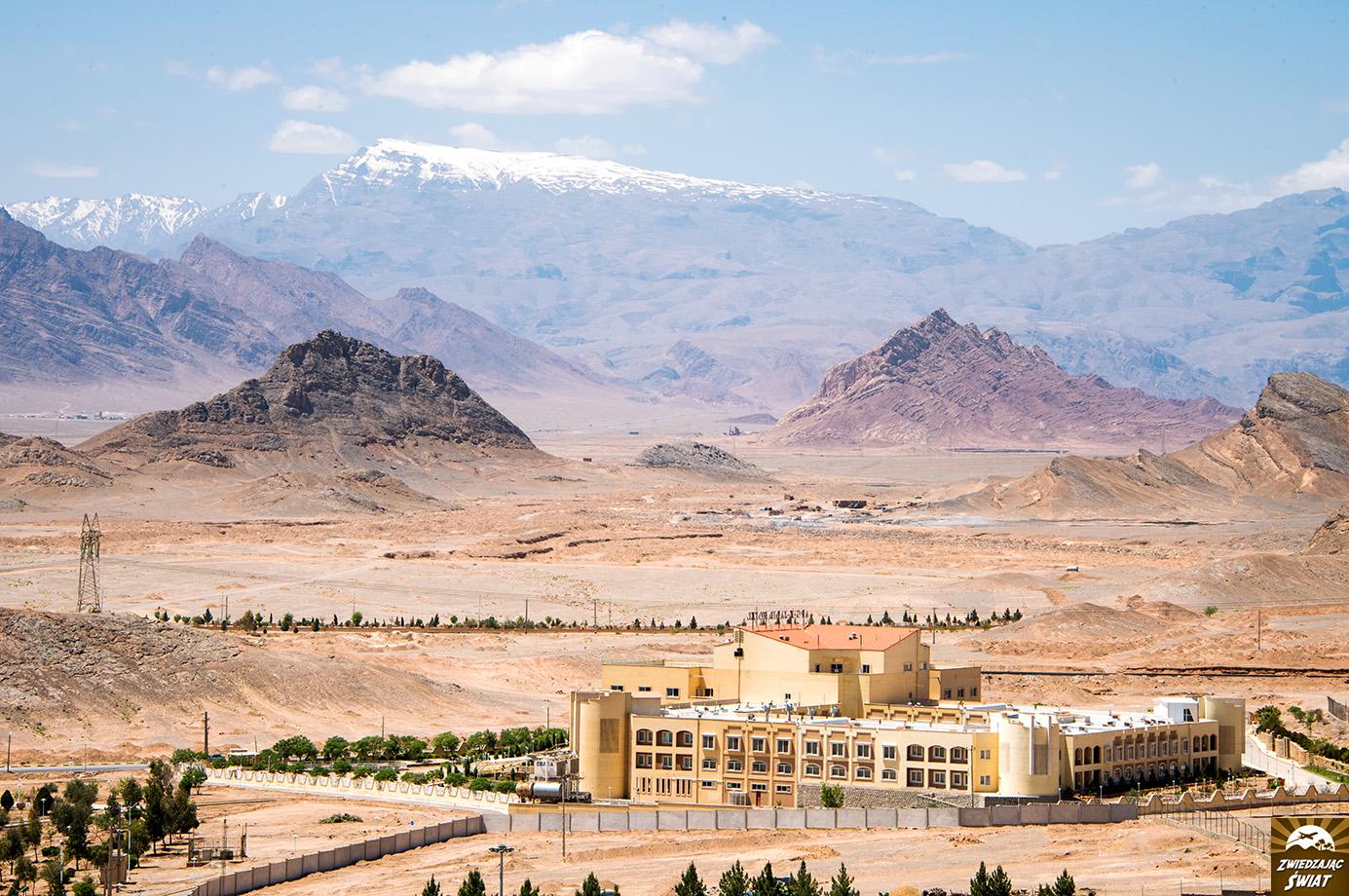 okolica Wież Milczenia, Jazd, Iran