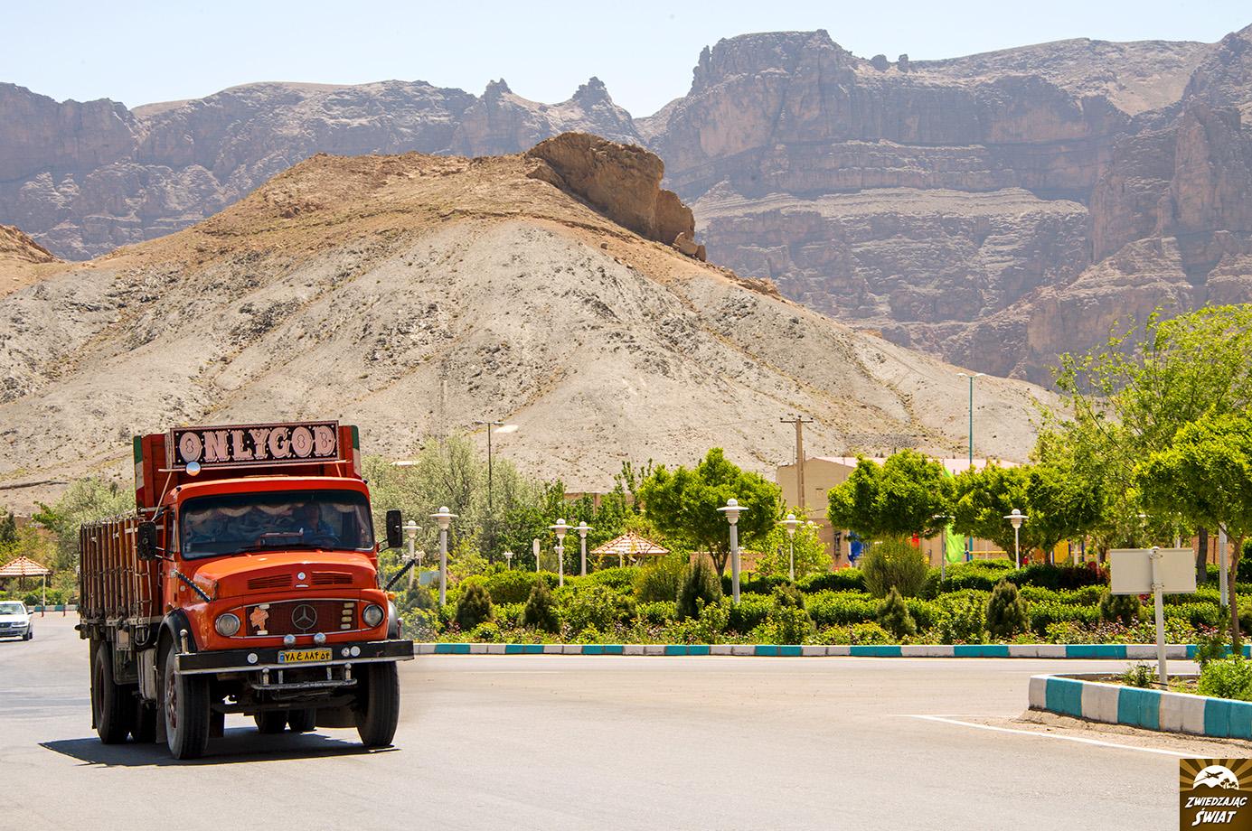 okolica Jazd, Iran