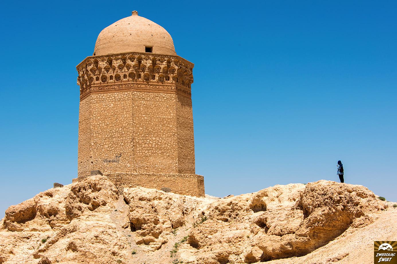 Wieża Gonbad-e Ali, Abarkuh, Iran