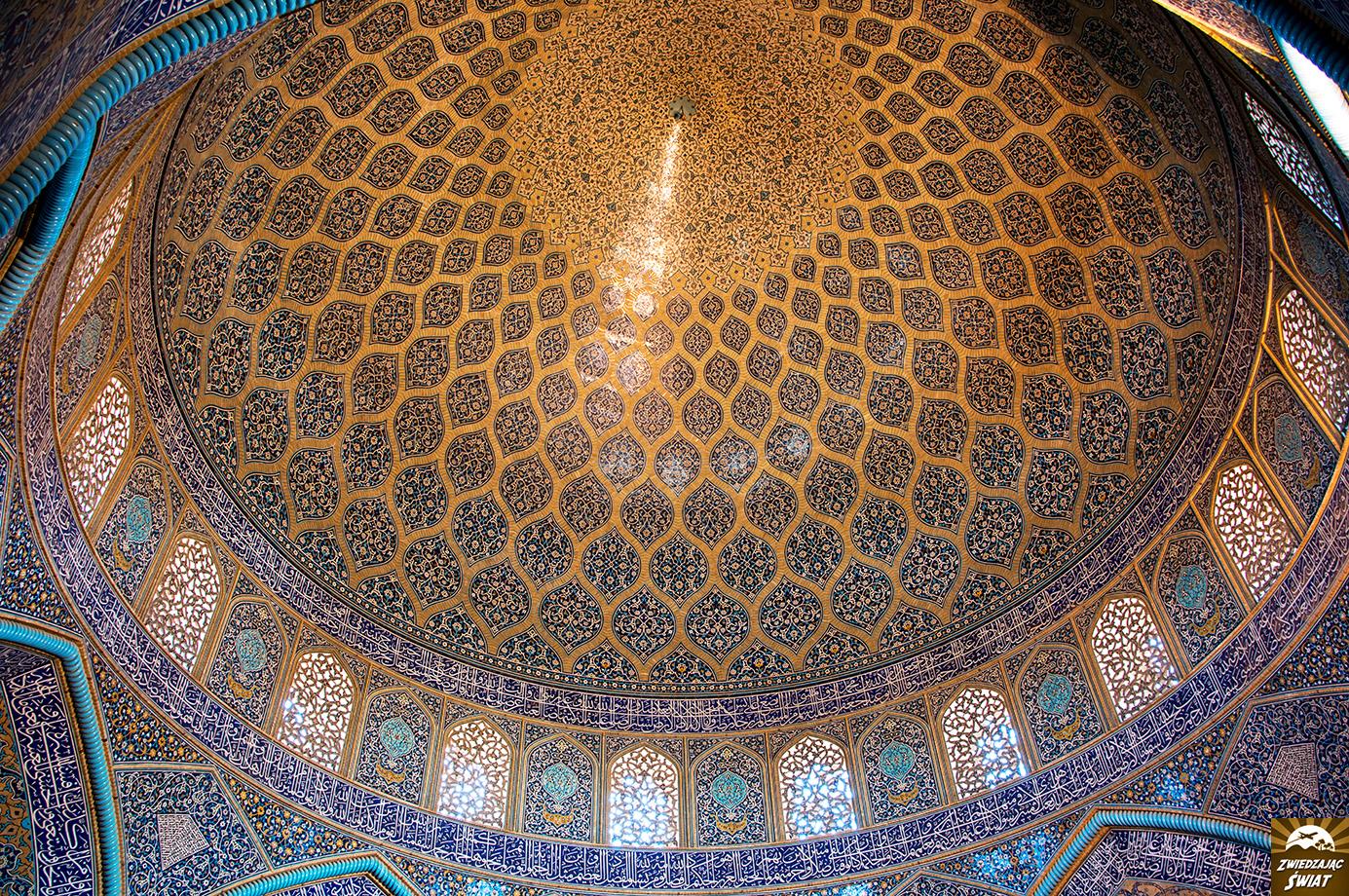 Meczet Szejcha Lotfollaha, Isfahan, Iran