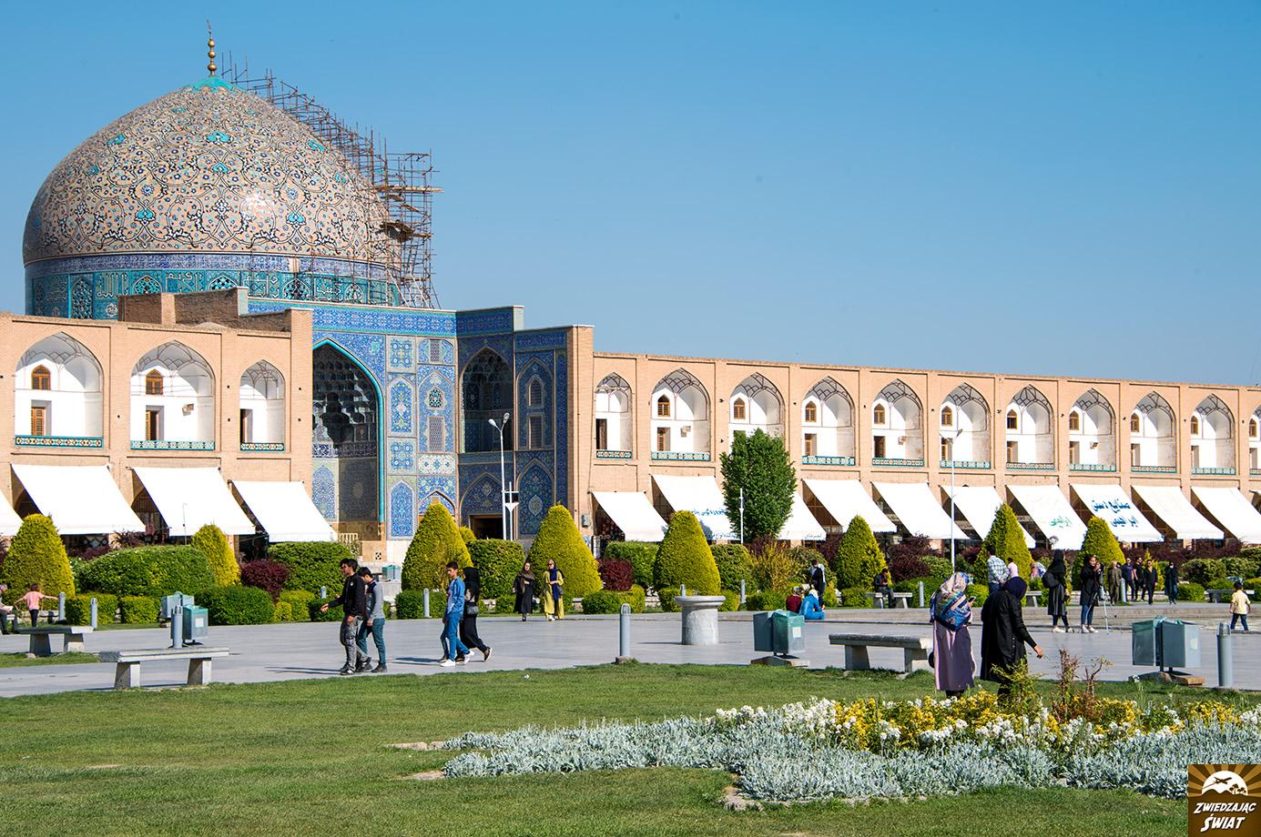 Plac Imama, Isfahan, Iran