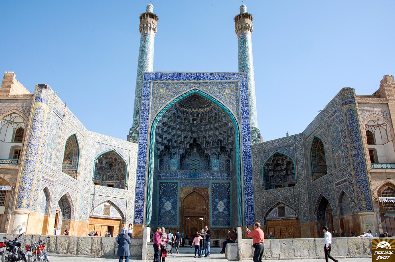 Meczet Imama, Isfahan, Iran
