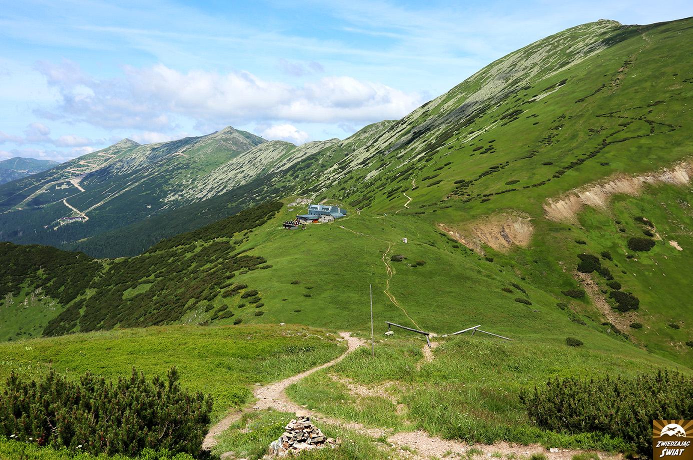 Tatry Niżne, Słowacja